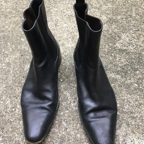 Gucci Shoes   Gucci Chelsea Boots Mens